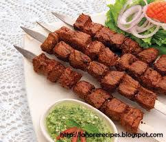 Beef Tikka Boti Recipe in Urdu - lahorerecipes.blogspot.com