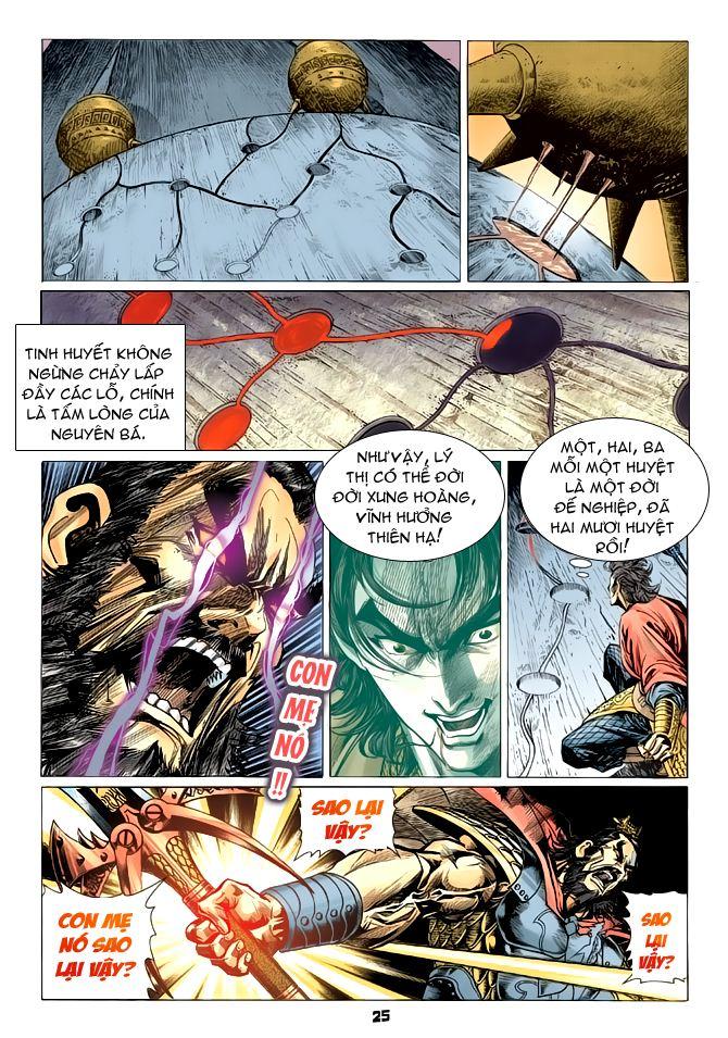 Đại Đường Uy Long chapter 55 trang 24