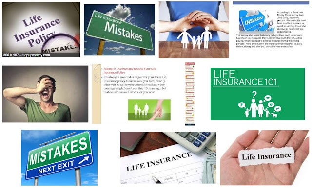 Life Insurance Mistakes | Avoid Common Mistakes Having Policy with Insurance Companies