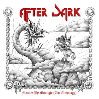 "Το τραγούδι των After Dark ""Deathbringer"" από το album ""Masked By Midnight (The Anthology)"""