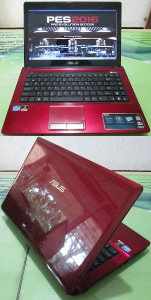 ASUS A43SM VX034D Core I5 GeForce 630M 2Gb