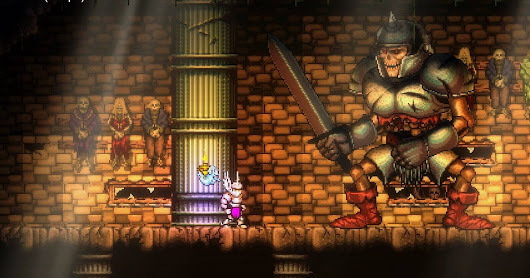 I Had Hope: New Engine, New Game: Battle Princess Madelyn!