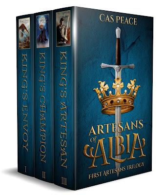 Artesans of Albia cover
