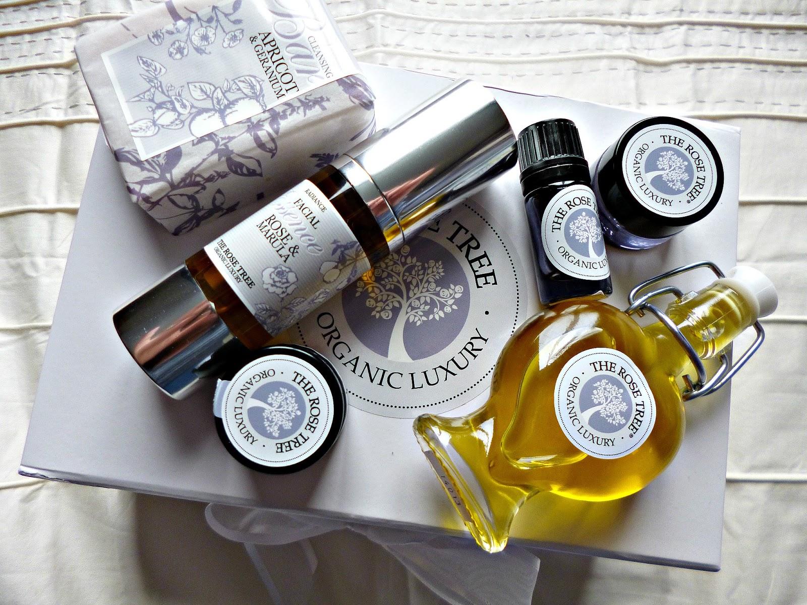 Introducing: The Rose Tree luxury organics