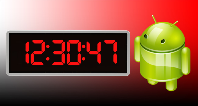 Telefonun Durum Çubuğunda Saati Saniye İle Göster-www.ceofix.com