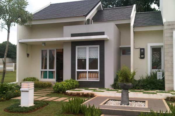Desain rumah minimalis modern 1 lantai type 45 & 60 Desain Rumah Minimalis Modern 1 Lantai Type 45 Terbaru Berbagai ...