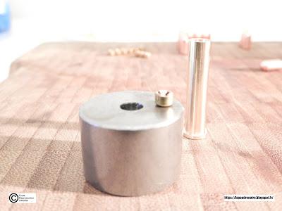 amorcage 6mm velodog avec kit h&c