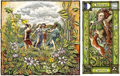 Fiesta de la Primavera - Origen Pascua y Semana Santa