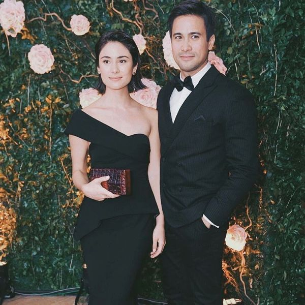 Sam Milby claims he's the luckiest guy at the Star Magic Ball