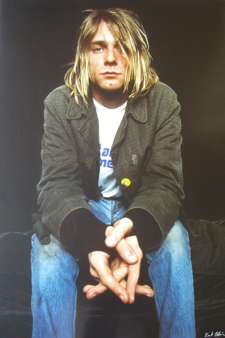 kurt cobain - photo #32