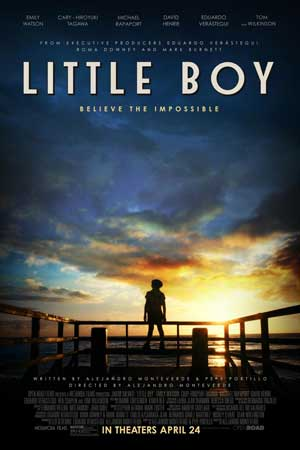 Little Boy (2015) BDRip Subtitulada