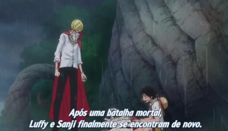 One Piece – Episódio 825