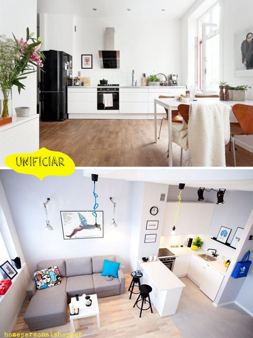 5 trucos para decorar espacios peque os decoraci n for Decoracion departamentos 2 ambientes pequenos
