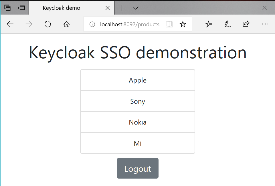 Integrate Keycloak with Spring Security | Java Foundation