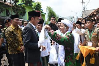 Presiden Jokowi Resmi Buka Munas Alim Ulama-Konbes NU