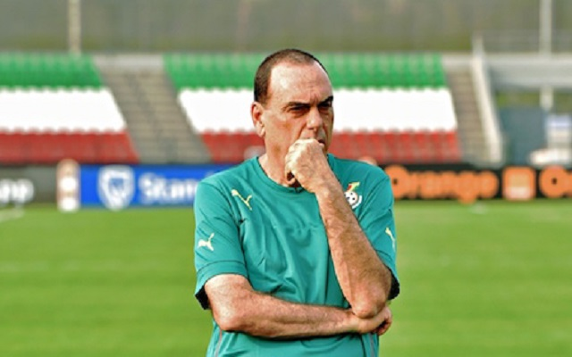 Avram Grant is staying - Nyantakyi