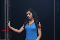 Actress Richa Panai Spicy Pics in Blue Nighty from Rakshaka Bhatudu Telugu Movie  0028.jpg