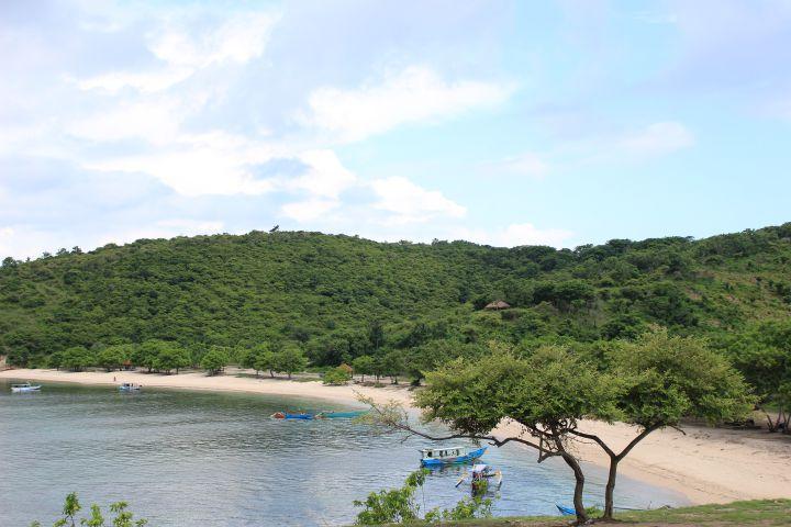 pantai ping dua lombok
