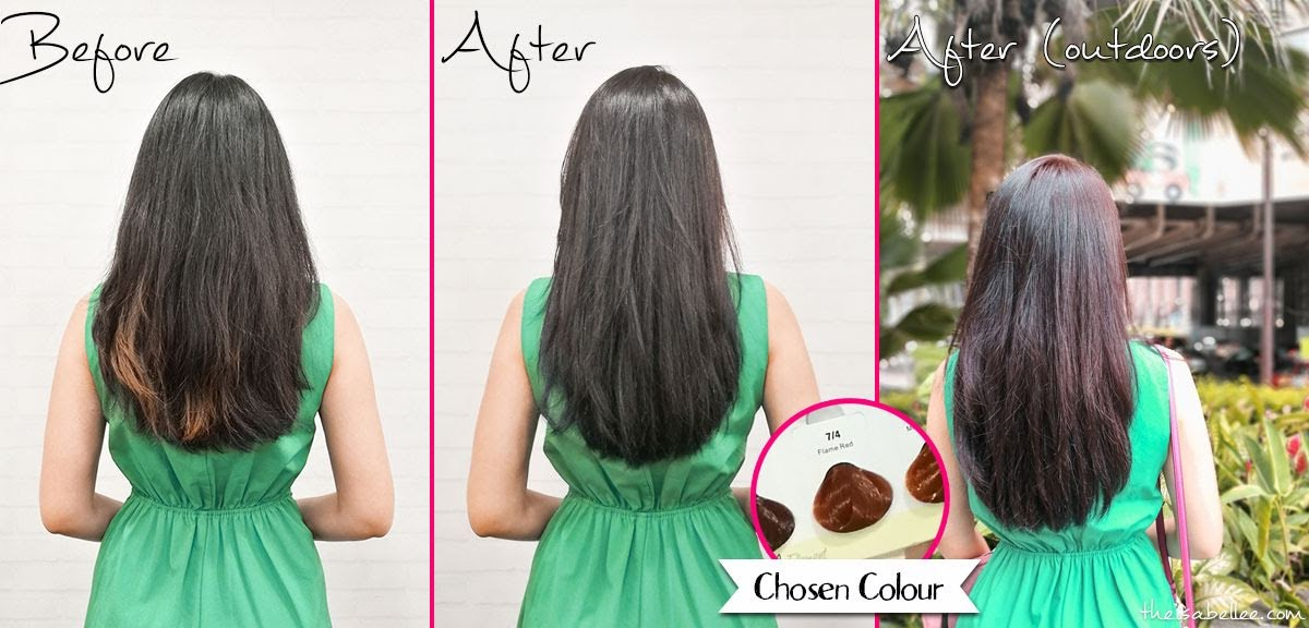 Hair Color Expert Plaza Berjaya review