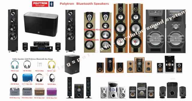 Harga Speaker Bluetooth Polytron Terbaru