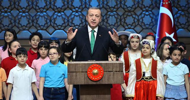 Ερντογάν: «Κάντε παιδιά για να κατακτήσουμε τη Δύση»
