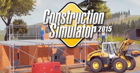تحميل لعبة construction simulator 2015 للكمبيوتر