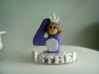 Princesa sofia de biscuit