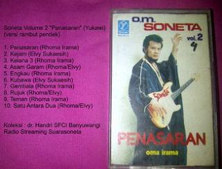 Lagu Rhoma Irama Mp3 Soneta Volume 2