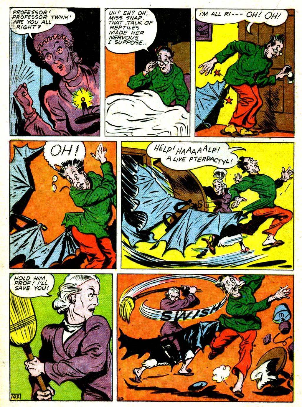 Read online All-American Comics (1939) comic -  Issue #29 - 29