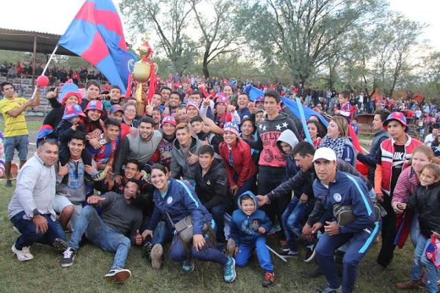 Cerro de Costa 2° Campeón