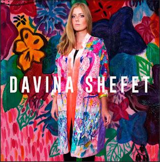 Davina shefet créatrice de mode française