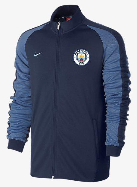 Manchester City 2017 17 Équipement MaillotsShorts Nike FR