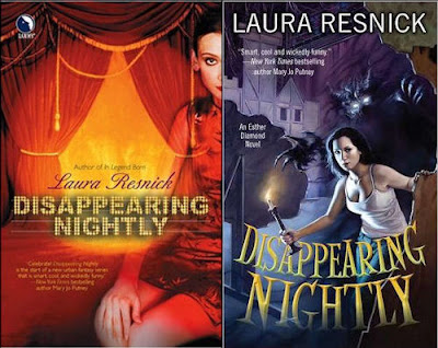 Interview with Laura Resnick and Giveaway - June 15, 2012