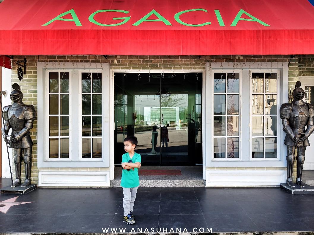 Bandar Agacia Kampar