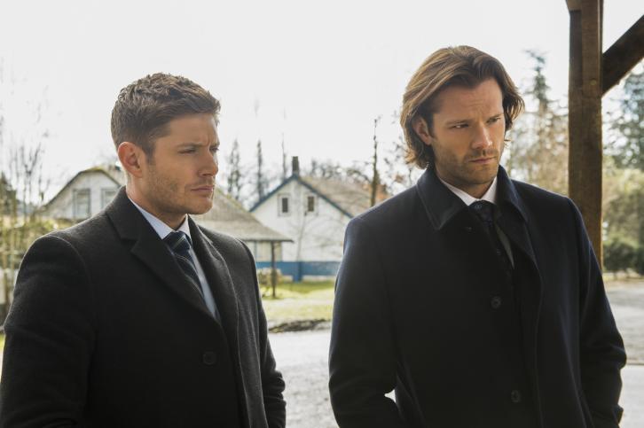 Supernatural - Episode 12.18 - The Memory Remains - Promo, Sneak Peek, Promotional Photos & Press Release