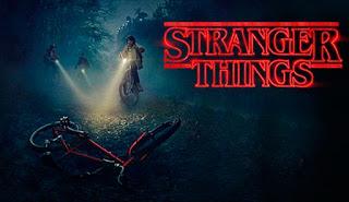 Resultado de imagen para stranger things poster
