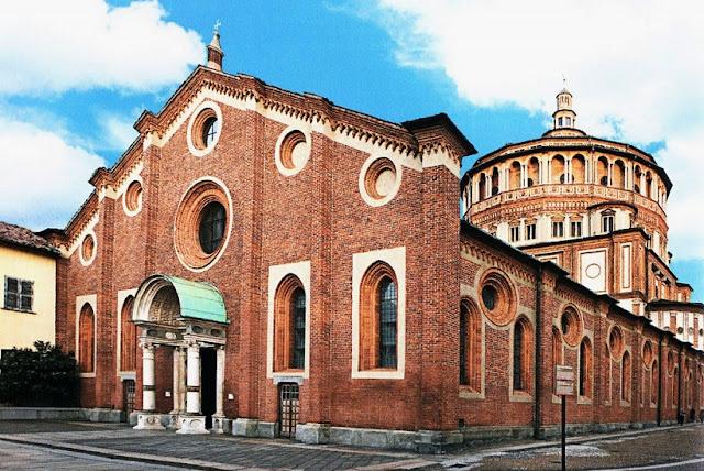 Santa Maria delle Grazie em Milão