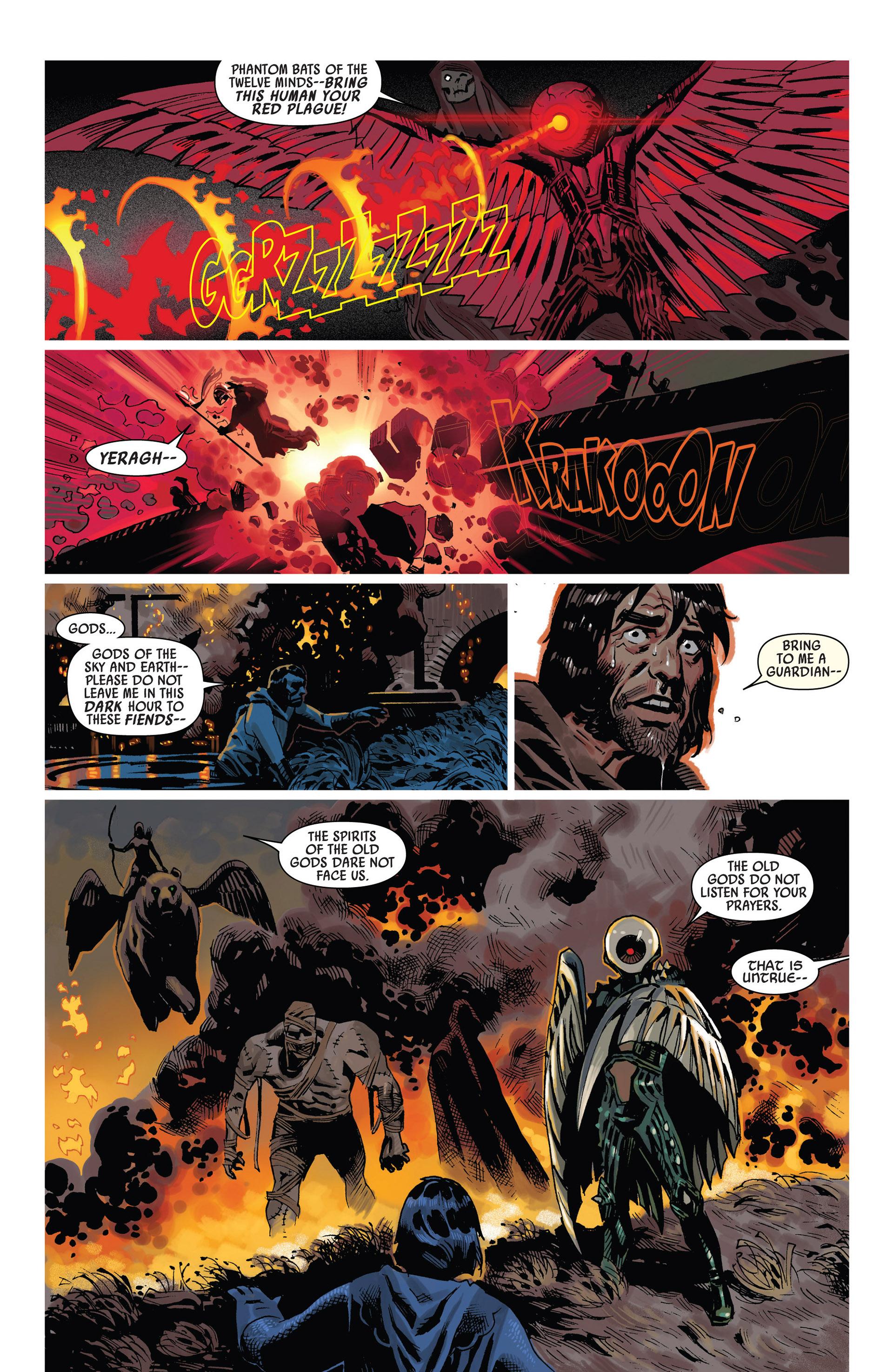 Read online Uncanny Avengers (2012) comic -  Issue #6 - 14