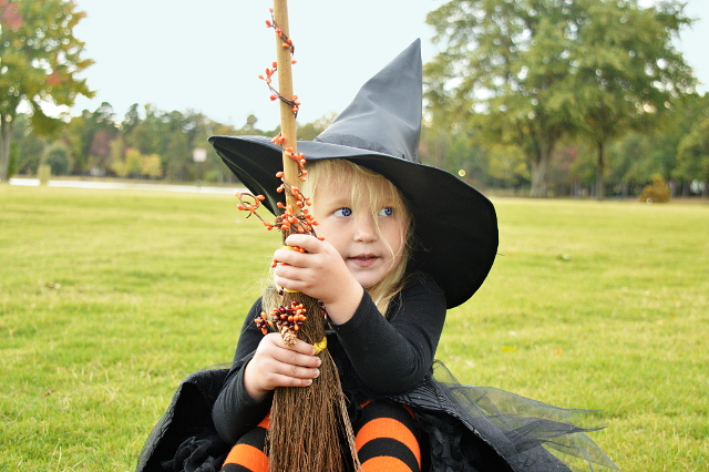 toddler witch costume