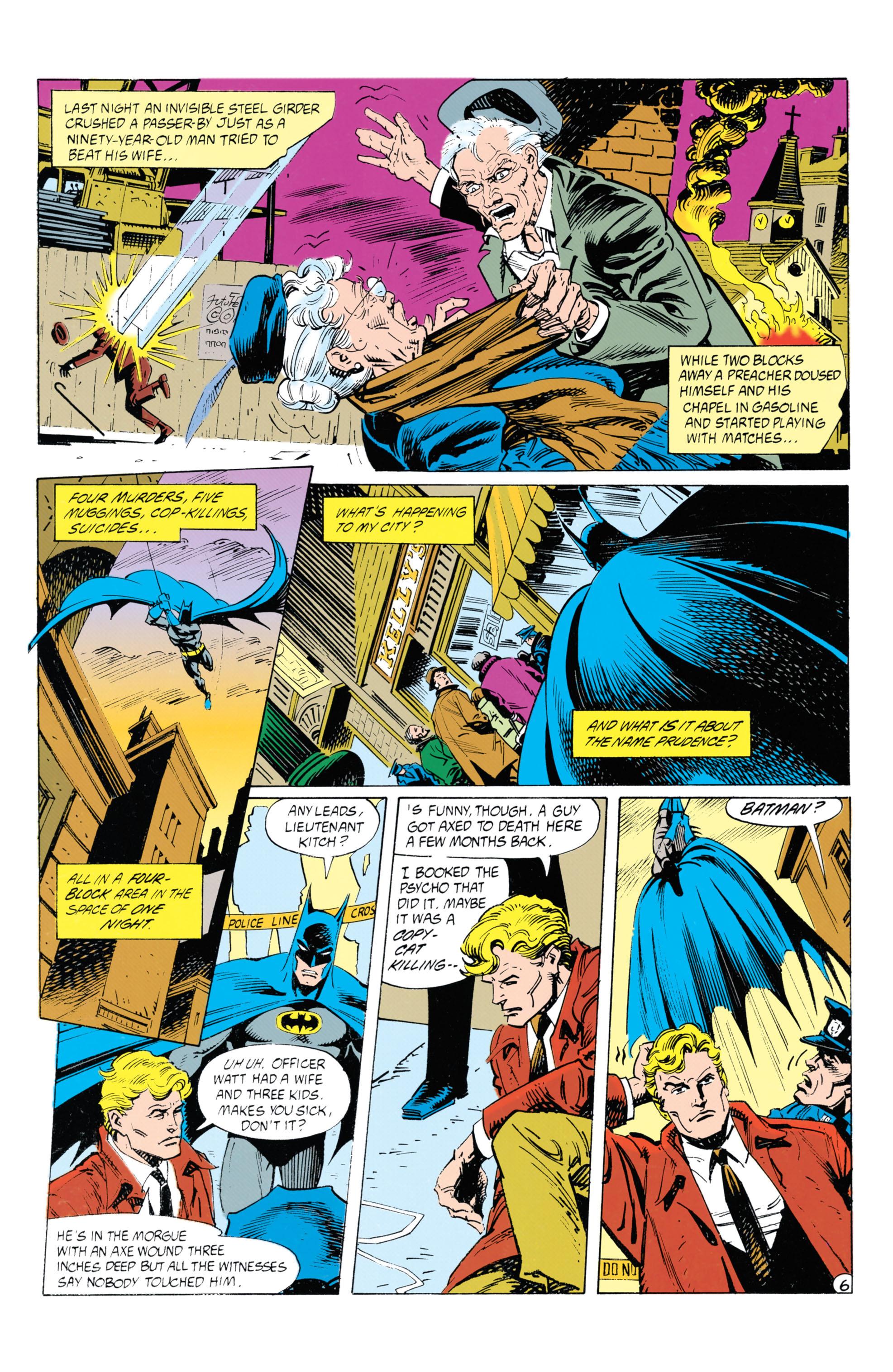 Detective Comics (1937) 629 Page 6