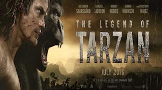 Film The Legend of Tarzan (2016) Film Subtitle Indonesia