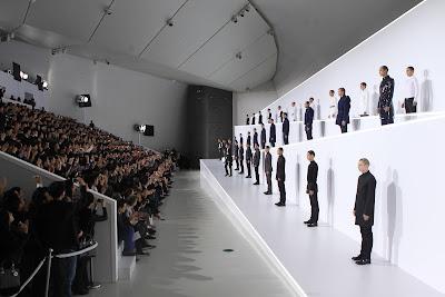 Show Dior Homme Fall Winter en Beijing 2013 3