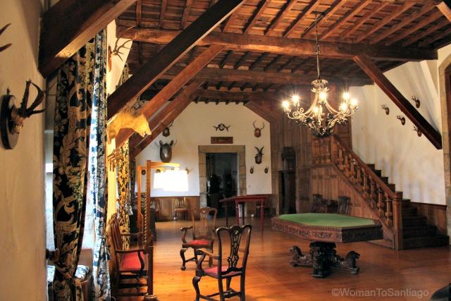 foto del salón
