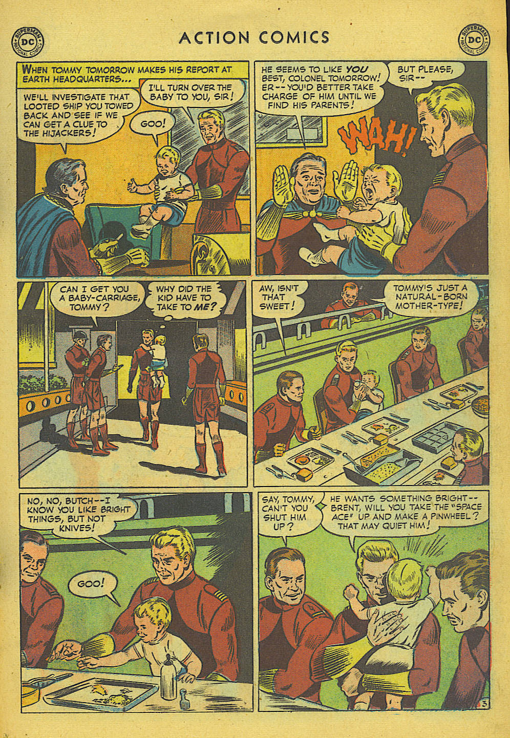 Read online Action Comics (1938) comic -  Issue #157 - 22