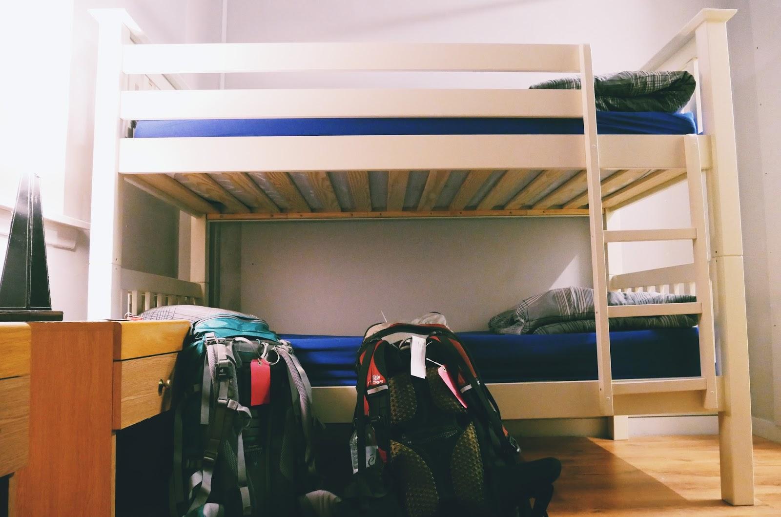 Bunk Bed di Dormitory