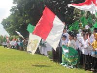 Ribuan Santri Peringati Hari Santri Nasional Di Sleman