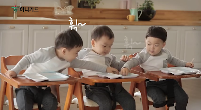 Cutest Moments Of Song Triplets.