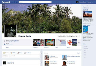 Tampilan Baru Facebook (Introducing Timeline)