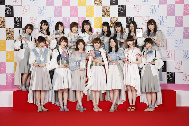 senbatsu member akb48 sousenkyo 2017 49th single