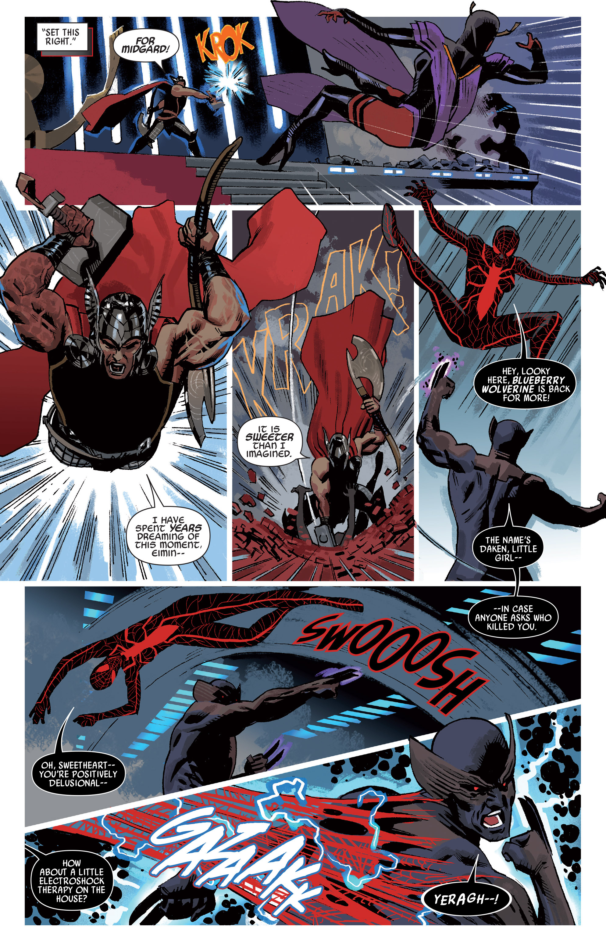 Read online Uncanny Avengers (2012) comic -  Issue #20 - 9